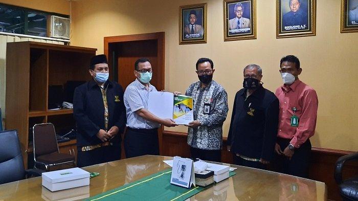 Giatkan Program Pemberdayaan, Baznas Kota Yogya TargetkanRp7,9 Miliar dari ZIS DSKL 2021