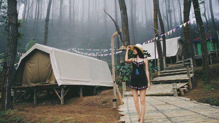 Glamping De'Loano Wisata Baru Dekat Yogya, Berkemah dengan Nuansa Elegan dan Instagramable