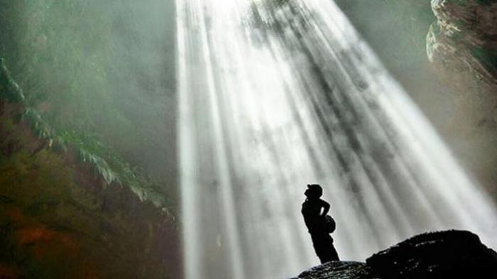 Berkunjung Gua Jomblang, Wisata Yogyakarta di Dalam Perut Bumi