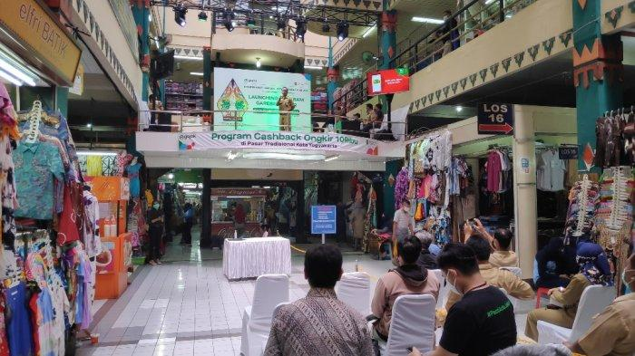 Gojek dan Pemkot Yogyakarta Bersinergi Tingkatkan Perekonomian Pedagang Pasar