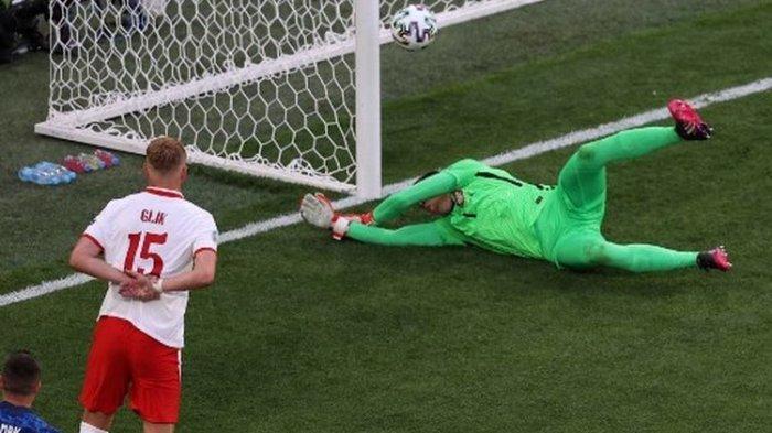 HASIL Euro 2020 Malam Tadi, Polandia vs Slovakia, 1-2, Slovakia Menang, Ada Gol Bunuh Diri Kiper