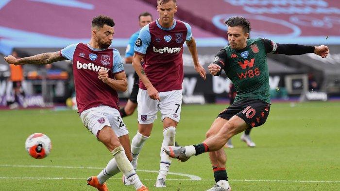 Gol Jack Grealish Selamatkan Aston Villa dari Zona Degradasi Premier League