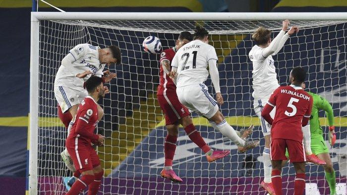 LIGA INGGRIS: Liverpool Gagal Lompati Posisi West Ham United dan Chelsea