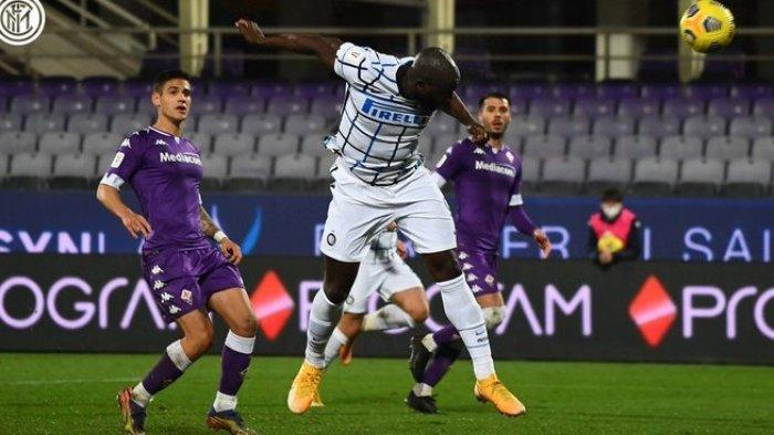 Gol Sundulan Lukaku Bawa Inter Milan ke Perempatfinal Coppa Italia, Selanjutnya Derby Lawan AC Milan