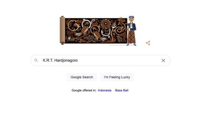 Google Doodle Hari Ini Selasa 11 Mei 2011: Mengenal Sosok Go Tik Swan, Pelopor Batik Indonesia