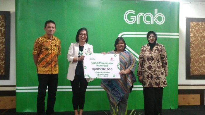 Grab Bersama FPL Berkomitmen Cegah Kekerasan Seksual