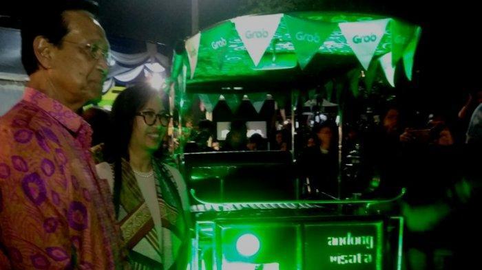 GrabAndong Hadir di Malioboro, Dukung Pariwisata Digital di Yogyakarta