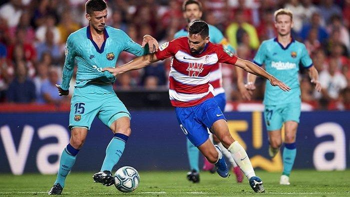 Granada vs Barcelona - Prediksi FORMASI Line Up & LINK Siaran Langsung Live Streaming BeIN SPORTS 1 - Tribun Jogja