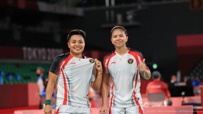 Hasil Bulu Tangkis Olimpiade Tokyo: Greysia/Apriyani Melaju ke Final, Catat Sejarah Baru!