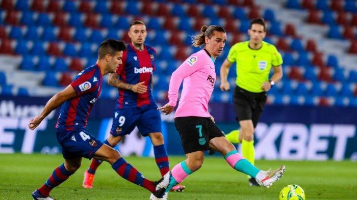 Peluang Juarai La Liga Makin Kecil, Barcelona Tinggal Berharap Pada Keberuntungan