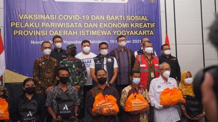 Gandeng Korem dan Kemenparekraf, Group Accor Lakukan Vaksinasi untuk Warga Yogyakarta