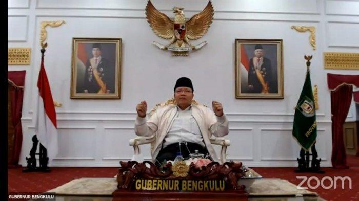 Pesan Gubernur Bengkulu kepada Wisudawan UGM, Selamat Datang di Kampus Kehidupan