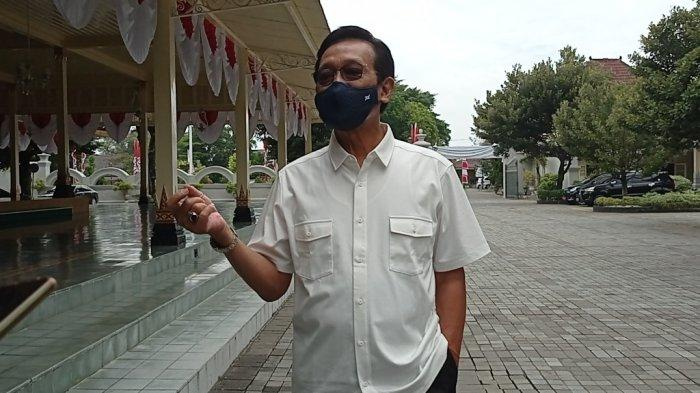 Pemda DIY Diminta Turunkan PositivityRate Kasus Covid-19 di DI Yogyakarta Hingga di Bawah 5 persen