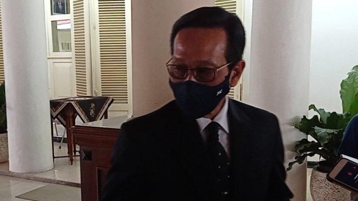Gubernur DIY Sri Sultan Hamengku Buwono X Kembali Tiadakan Open House Saat Lebaran