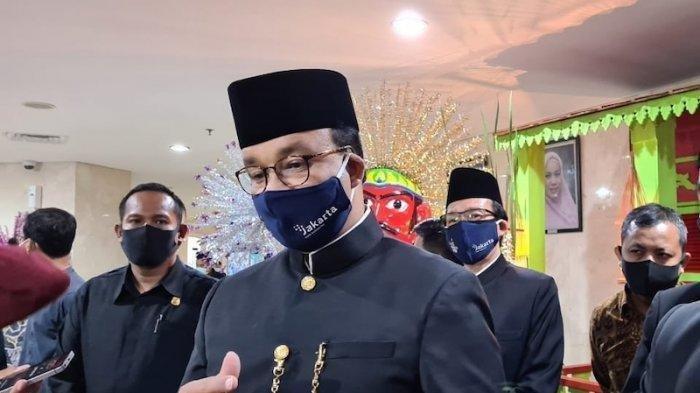 Anies Baswedan Siapkan Opsi Pemberlakuan SIKM Wilayah Jakarta Saat Lebaran Nanti