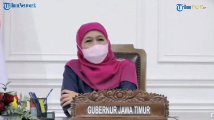 Gubernur Jatim Sebut HUT ke-827 Trenggalek Jadi Momentum Bangkitkan Semangat di Tengah Pandemi