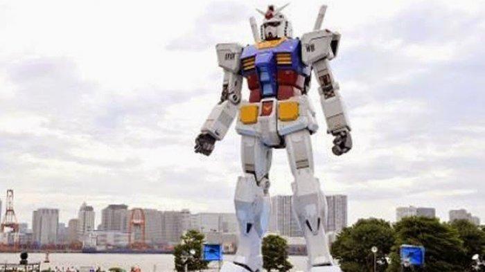 Keren! Robot Gundam Raksasa di Jepang Bisa Dikunjungi di Akhir Tahun 2020