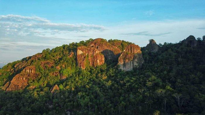 Gunung Api Purba Nglanggeran, Destinasi Wisata dari Jutaan Tahun Lalu