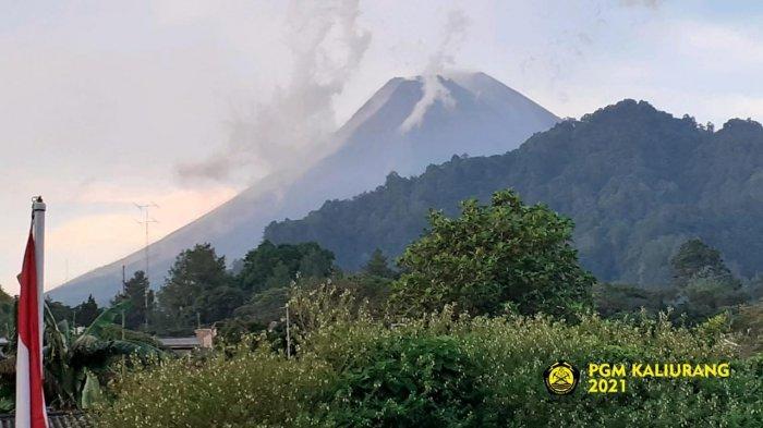 UPDATE Gunung Merapi 16 Juli 2021, Lontarkan 3 Kali Guguran Lava Pijar 1 Kilometer ke Barat Daya