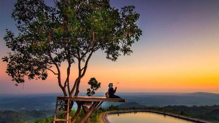 Diperkirakan 40.000 Wisatawan Berkunjung ke Gunungkidul pada Malam Pergantian Tahun