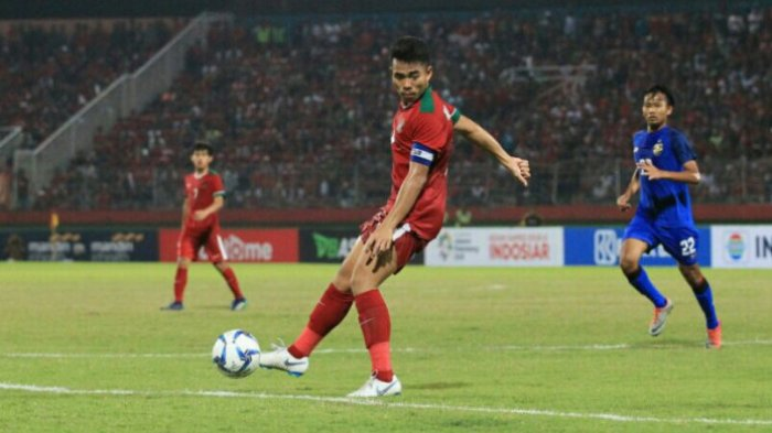 Jelang Laga Lawan Thailand di Kualifikasi Piala Dunia 2022, Shin Tae-yong Pulangkan Nurhidayat