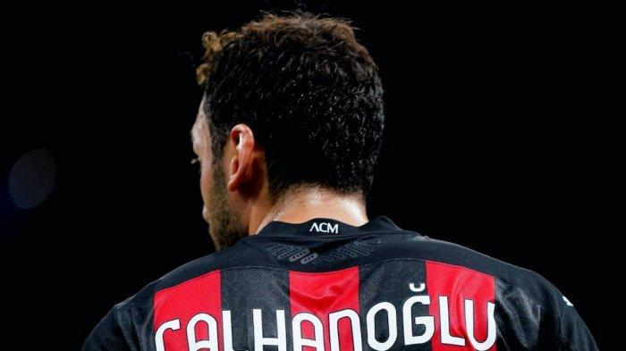UPDATE Bursa Transfer Pemain AC Milan, Hakan Diincar Inter, MU, Chelsea, Juve