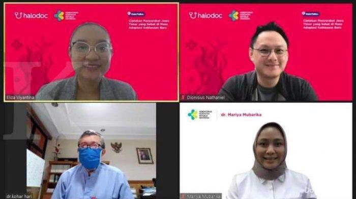 Halodoc Dorong Penerapan Adaptasi Kebiasaan melalui Kampanye TemanHidupSehat di Jawa Timur