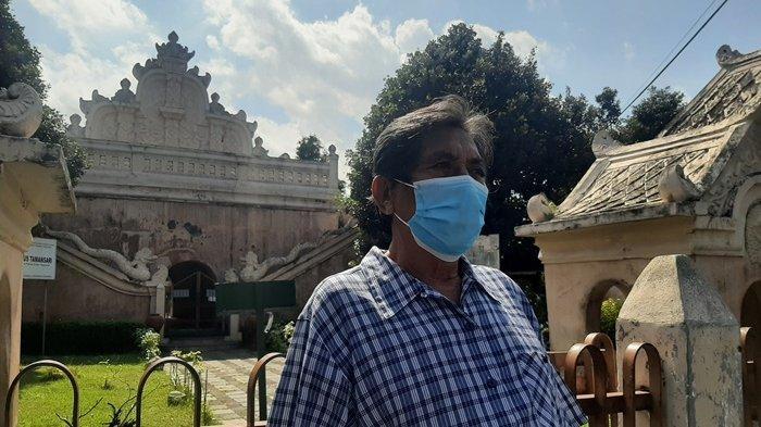 Curhatan Hanoko, Pemandu Wisata di Tamansari Yogyakarta yang Sudah Rindu Menanti Wisatawan