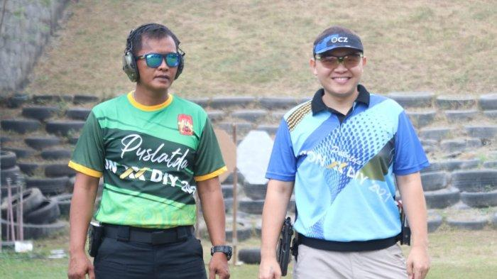 Hans Christian Pratama, Atlet PON DIY Cabor Menembak Padatkan Latihan Hingga September 2021