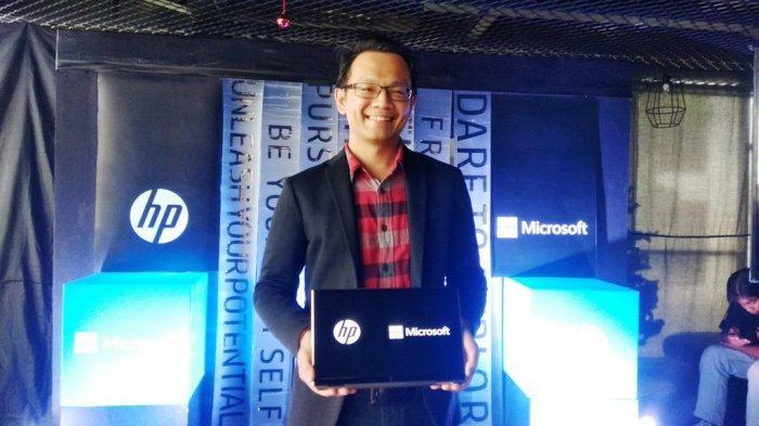 HP Spectre x360 Dorong Batas Kreativitas Profesional Muda
