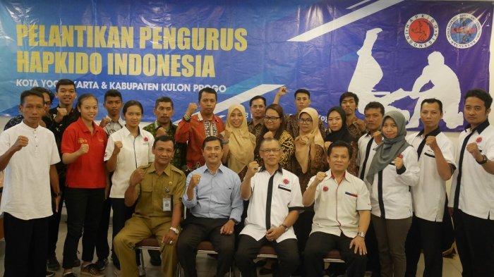 Hapkido DIY Resmi Melantik Pengurus Hapkido Yogyakarta dan Kulon Progo