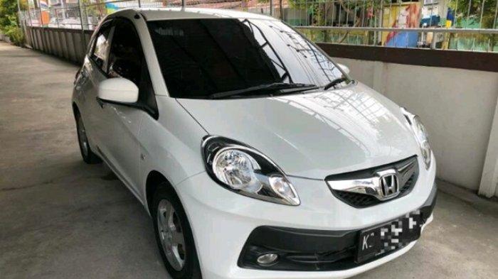Daftar Kisaran Harga Mobil Honda Brio Bekas Di Yogyakarta Tribun Jogja