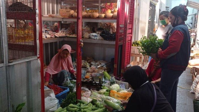 Harga Cabai Rawit Merah dan Daging Sapi di Pasar Tradisional Kulon Progo Naik Selama Ramadan 2021