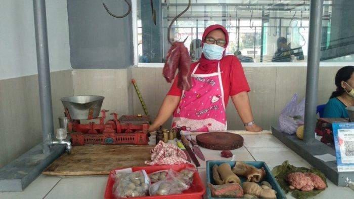 Harga Daging Sapi di Kota Yogyakarta Stabil di Kisaran Rp120 Ribu Perkilogram