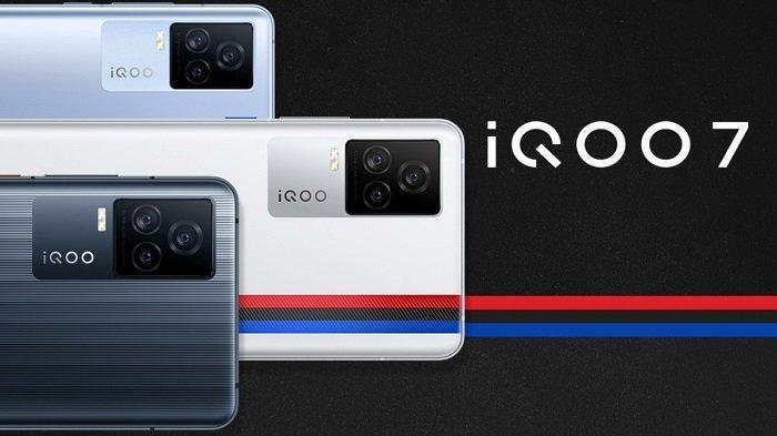 HARGA dan Spesifikasi Vivo iQOO 7 yang Bakal Rilis Sebentar Lagi, Tawarkan RAM 12 GB