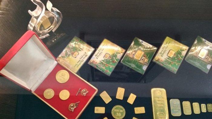 Harga Emas PT Antam dan Emas UBS di Pegadaian Selasa 2 Februari 2021