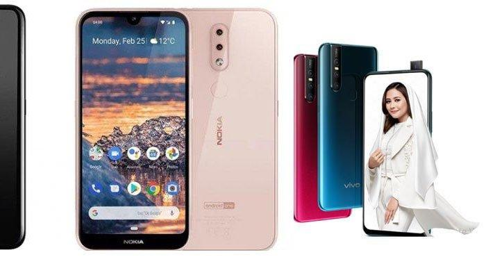 Harga Hp Rp 1 Jutaan Merek Oppo, Vivo, Samsung Hingga Xiaomi