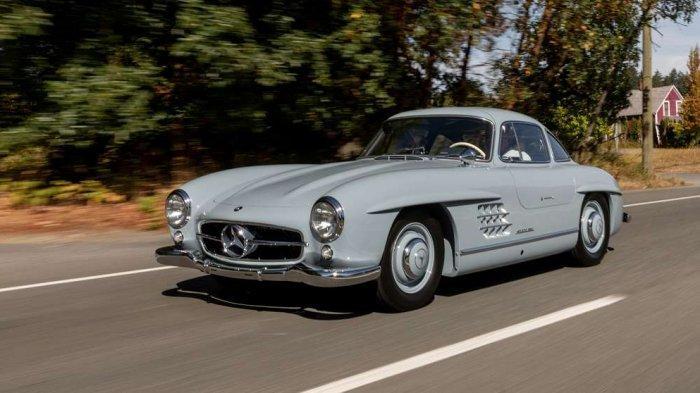 Harga Mobil Bekas Mercedes-Benz di Bawah 50 Juta