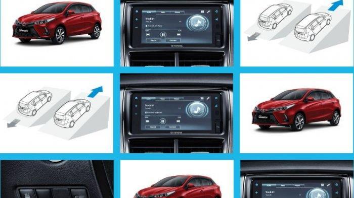 Harga Mobil Bekas Tahun Muda Toyota All New Yaris Berbagai Varian