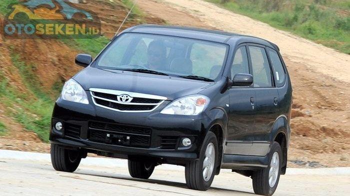 HARGA Mobil Bekas Toyota Avanza Keluaran Tahun 2006 hingga 2010