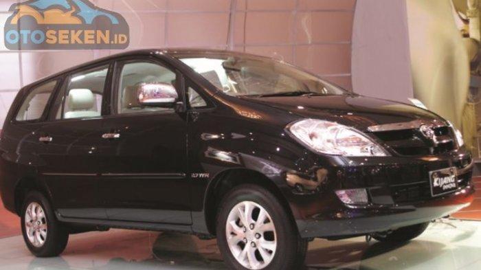 Harga Mobil Bekas Toyota Kijang Innova Tahun 2006 dan 2005