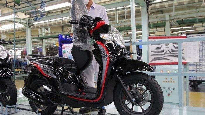 Harga Motor Bekas Honda Scoopy Keluaran Tahun 2014 2018 Mulai Rp11 Jutaan Halaman All Tribun Jogja
