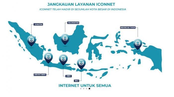 Harga Paket Internet Unlimited PLN ICONNECT Jabodetabek, Jawa dan Bali