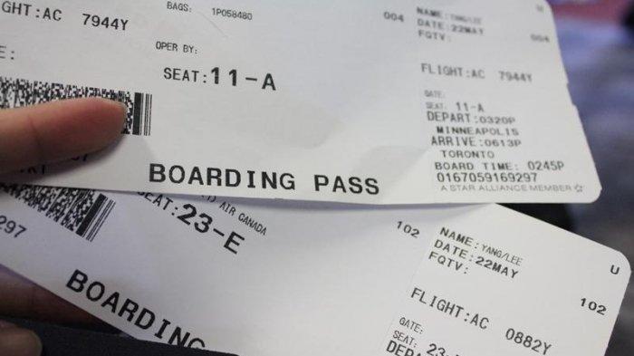 Awal Januari 2020, Harga Tiket Pesawat Belum Turun