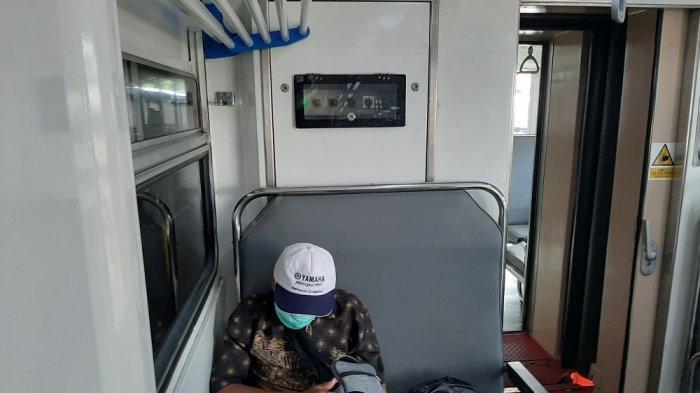 Hari Kedua Perpanjangan KLB, Tidak Ada Lonjakan Penumpang di 2 Stasiun Yogyakarta