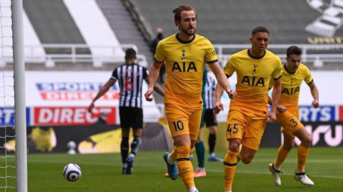 Tottenham 2-2 Newcastle: Kane Sesalkan Kecerobohan Spurs Gagal Geser Chelsea di 4 Besar
