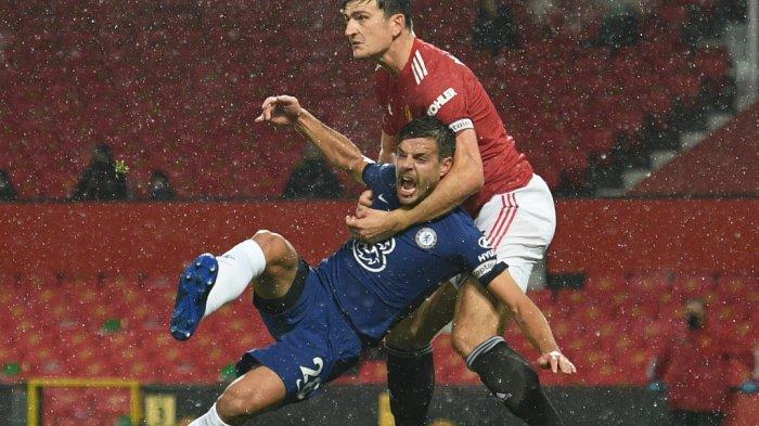 MANCHESTER UNITED 0-0 CHELSEA: Rating Pemain Setan