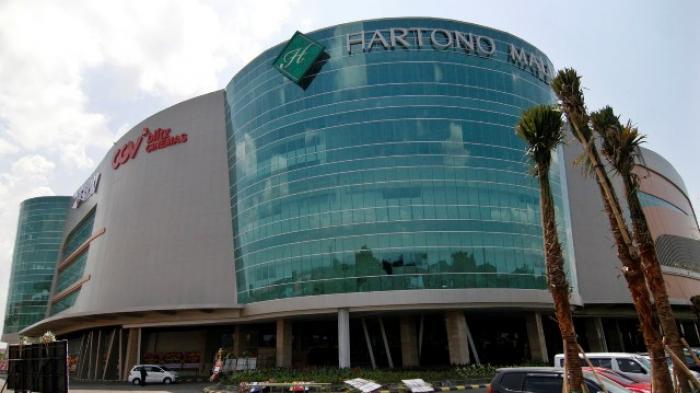 Kabar Akuisisi Kepemilikan Pusat Perbelanjaan Hartono Mal Yogyakarta dan Solo