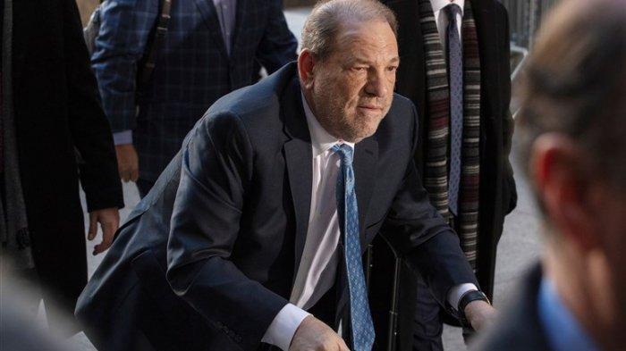 Divonis 23 Tahun Penjara Ini Kronologi Produser Film Harvey Weinstein Lakukan Pelecehan Seksual Tribun Jogja