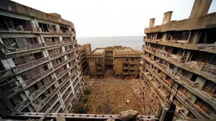 Hashima, Kisah Pulau Kaya Tambang yang Kemudian Ditinggalkan Penghuninya